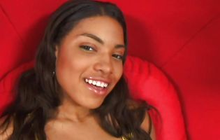 Latin brown-haired gf Safire Flamez with fresh is ready for some wild screwing