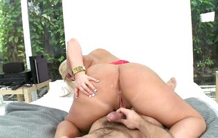 Latin sweetie Julie Cash is overwhelming and always ready for some hot screwing